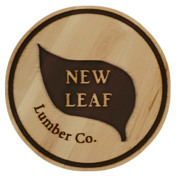 New Leaf Lumber Co. Logo